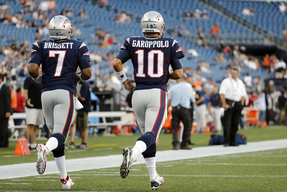 NFL: AUG 18 Preseason - Bears at Patriots